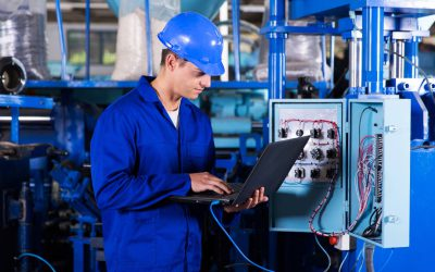 Managing work performed by contractors with IntelliPERMIT