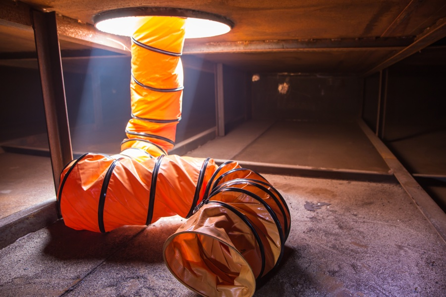 Confined Space Ventilation : The confined space permit to work intellipermit