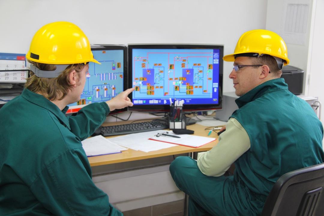 IntelliPERMIT Control Room