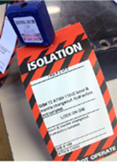 Isolation Tag Example