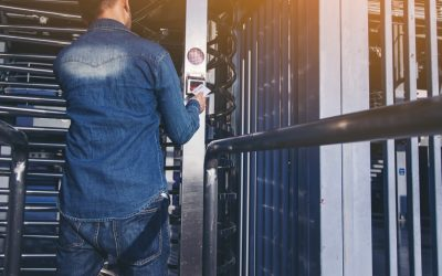 Integrating the permit to an access control system
